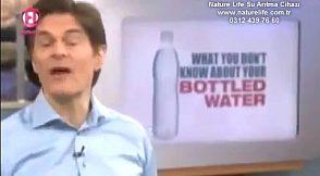 Dr.Mehmet Öz su arıtma cihazlarını öneriyor